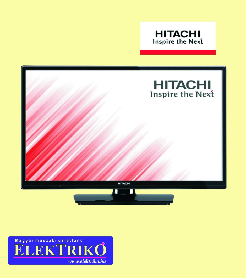 Hitachi 24HB4T05 LED LCD TV