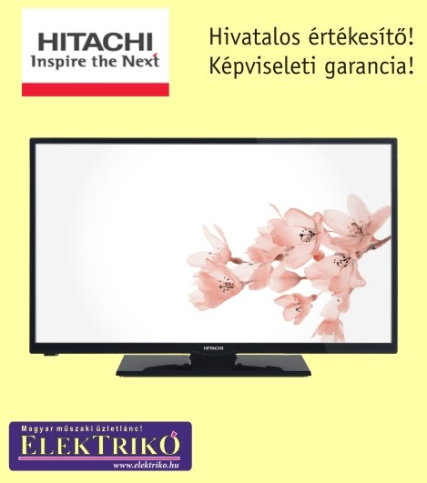 Hitachi 50HYC42 led , smart tv