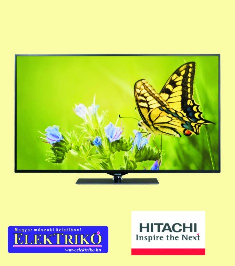 Hitachi 43HBT42 fullHD, LED, Smart Tv