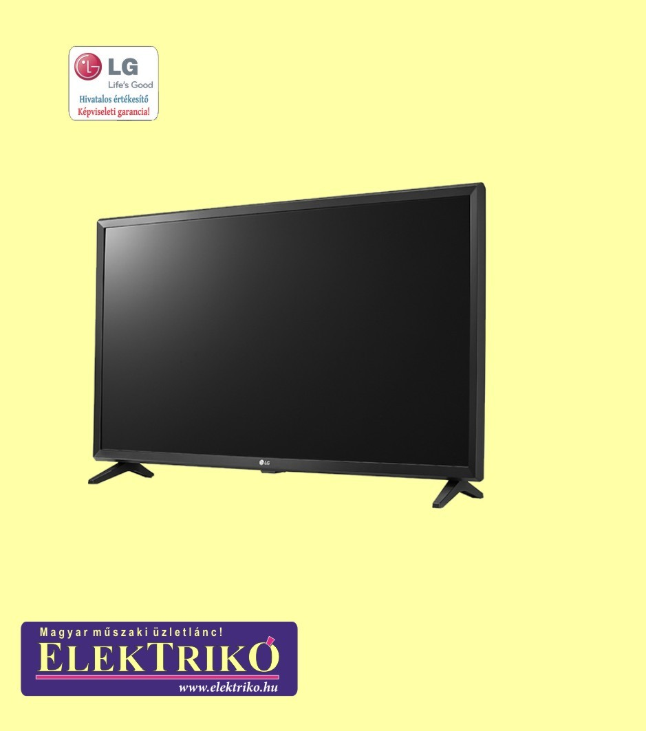 LG 32LJ510U LED HDReady TV , Game TV funkcióval