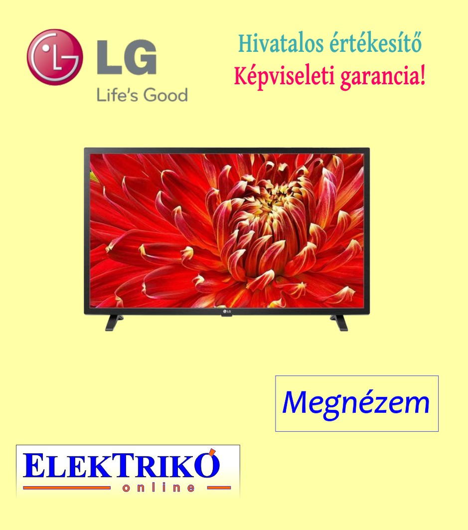 LG 32LM630BPLA (81 CM) HD HDR SMART LED TV